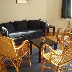 Отель Boulevard City Pension and Apartments Венгрия, Будапешт - отзывы, цены и фото номеров - забронировать отель Boulevard City Pension and Apartments онлайн комната для гостей фото 4