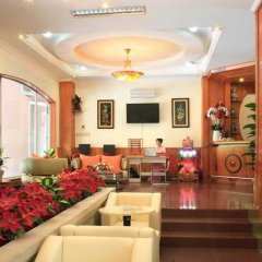 Отель Palm Beach Hotel Вьетнам, Нячанг - 1 отзыв об отеле, цены и фото номеров - забронировать отель Palm Beach Hotel онлайн интерьер отеля фото 2