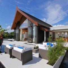 Отель Villa Padma бассейн фото 2