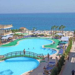 Отель Sphinx Aqua Park Beach Resort бассейн фото 3