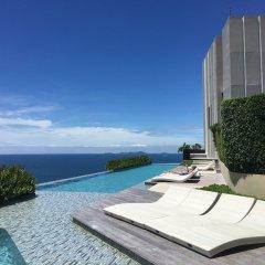 Отель Baan Plai Haad Beachfront Condominium Паттайя бассейн фото 3