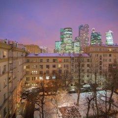 Гостиница Expert-City Kutuzovsky 33 в Москве отзывы, цены и фото номеров - забронировать гостиницу Expert-City Kutuzovsky 33 онлайн Москва балкон