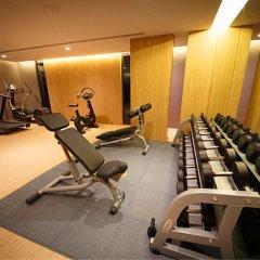 Отель Ad Lib фитнесс-зал фото 3