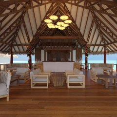 Отель Heritance Aarah Ocean Suites (Premium All Inclusive) Мальдивы, Медупару - отзывы, цены и фото номеров - забронировать отель Heritance Aarah Ocean Suites (Premium All Inclusive) онлайн гостиничный бар