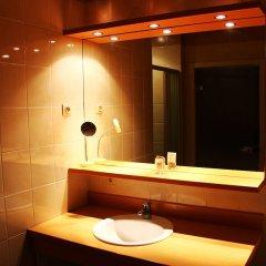 Отель Montovani Брюгге ванная