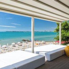 Отель Sea Wind Apartcomplex пляж фото 2