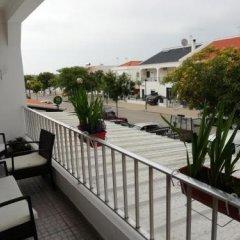 Отель A Toca Do Grilo балкон
