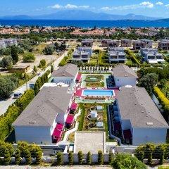 Vela Garden Resort Турция, Чешме - отзывы, цены и фото номеров - забронировать отель Vela Garden Resort онлайн спортивное сооружение