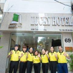 Lucky Hotel 69 Ханой помещение для мероприятий фото 2