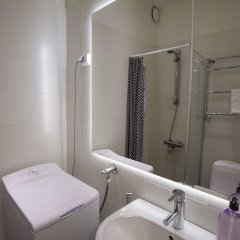 Апартаменты 2ndhomes Pietarinkatu Apartment 2 ванная