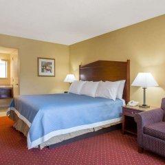 Отель Days Inn by Wyndham Washington DC/Gateway комната для гостей