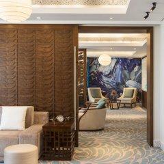 Отель Hilton Dubai Al Habtoor City интерьер отеля фото 3
