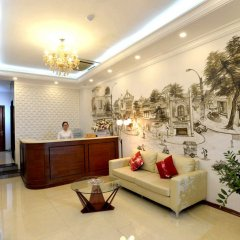 Отель Indochina Legend 2 Hotel Вьетнам, Ханой - отзывы, цены и фото номеров - забронировать отель Indochina Legend 2 Hotel онлайн интерьер отеля фото 2