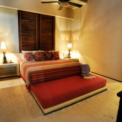 Отель Las Palmas Resort & Beach Club Мексика, Коакоюл - отзывы, цены и фото номеров - забронировать отель Las Palmas Resort & Beach Club онлайн комната для гостей фото 5