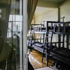 Born Free Hostel Vista Бангкок балкон