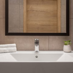 Отель Azur Hotel by ST Hotels Мальта, Гзира - отзывы, цены и фото номеров - забронировать отель Azur Hotel by ST Hotels онлайн ванная фото 2