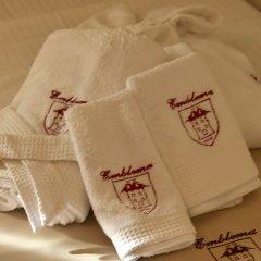Hotel Emblema ванная