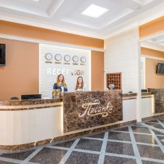 Hotel & SPA Restaurant Pysanka Львов интерьер отеля фото 2
