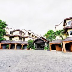 Отель Splendid Resort at Jomtien парковка