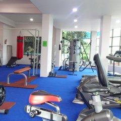 Отель View Bhrikuti Непал, Лалитпур - отзывы, цены и фото номеров - забронировать отель View Bhrikuti онлайн фитнесс-зал фото 2