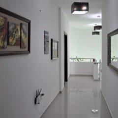 Отель Villa Qendra Албания, Ксамил - отзывы, цены и фото номеров - забронировать отель Villa Qendra онлайн интерьер отеля