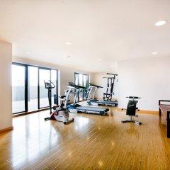 Lan Vien Hotel фитнесс-зал