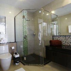 Отель Villa123Phuket Пхукет ванная