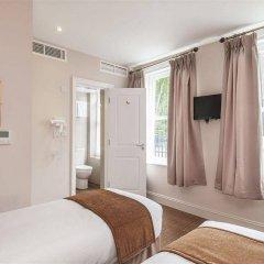 Отель The Jenkins Hotel Великобритания, Лондон - отзывы, цены и фото номеров - забронировать отель The Jenkins Hotel онлайн комната для гостей фото 5