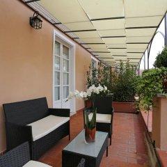 Отель Unicum Campo Marzio балкон