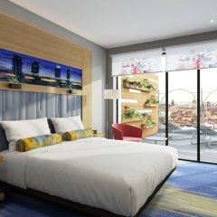 Отель Aloft Madrid Gran Via детские мероприятия фото 2