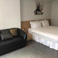 Отель Marigold Ramkhamhaeng Boutique Apartment Таиланд, Бангкок - отзывы, цены и фото номеров - забронировать отель Marigold Ramkhamhaeng Boutique Apartment онлайн комната для гостей фото 3