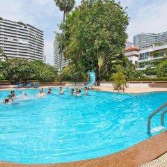 Отель Jomtien Paradise Villa бассейн фото 2