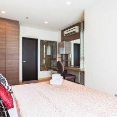 Отель Sky Walk Condominium By Favstay Таиланд, Бангкок - отзывы, цены и фото номеров - забронировать отель Sky Walk Condominium By Favstay онлайн балкон