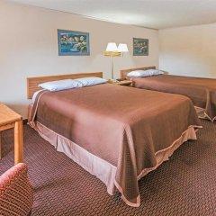 Отель Travelodge Columbus Колумбус комната для гостей фото 3