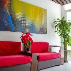 Отель Santa Monica Alta Hotel Boutique Колумбия, Кали - отзывы, цены и фото номеров - забронировать отель Santa Monica Alta Hotel Boutique онлайн интерьер отеля