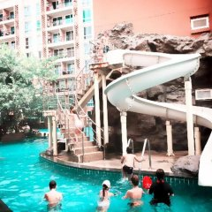Отель Atlantis Condo Pattaya by Panissara Таиланд, Паттайя - отзывы, цены и фото номеров - забронировать отель Atlantis Condo Pattaya by Panissara онлайн бассейн фото 3