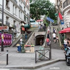Апартаменты Montmartre Apartments Picasso Париж фото 3