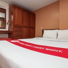 Отель Nida Rooms Sathorn 170 Embassy Бангкок комната для гостей фото 2