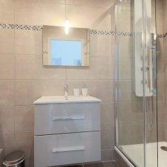 Отель Residence Michel Ange Франция, Канны - отзывы, цены и фото номеров - забронировать отель Residence Michel Ange онлайн ванная фото 2