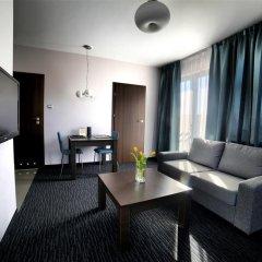Отель Golden Tulip Gdansk Residence комната для гостей фото 5