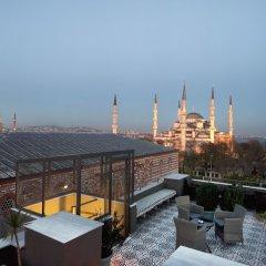 Ibrahim Pasha Турция, Стамбул - отзывы, цены и фото номеров - забронировать отель Ibrahim Pasha онлайн балкон