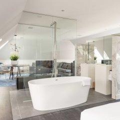 Hotel Sablon Bruges ванная
