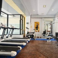 Отель Baywalk Residence Pattaya By Thaiwat фитнесс-зал фото 2
