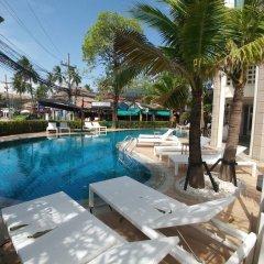 Отель Pride Beach Resort бассейн фото 2
