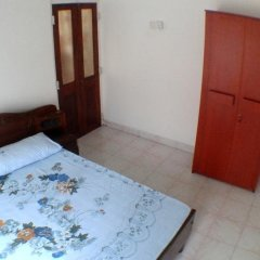 Отель Lotus Villa Шри-Ланка, Бентота - отзывы, цены и фото номеров - забронировать отель Lotus Villa онлайн комната для гостей фото 5