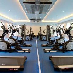 Manhattan Bangkok Hotel Бангкок фитнесс-зал фото 3