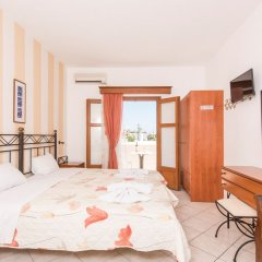 Отель Villa Voula Греция, Остров Санторини - отзывы, цены и фото номеров - забронировать отель Villa Voula онлайн комната для гостей фото 5
