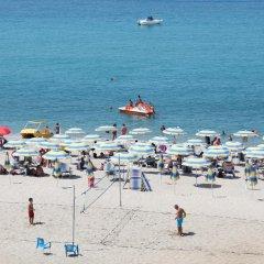 Отель South Paradise Италия, Пальми - отзывы, цены и фото номеров - забронировать отель South Paradise онлайн пляж фото 2