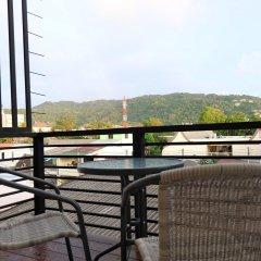 Отель The ViiZ Vintage балкон