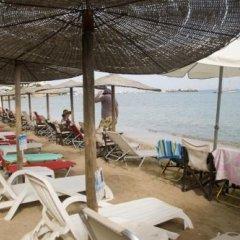 Отель Amaryllis пляж фото 2